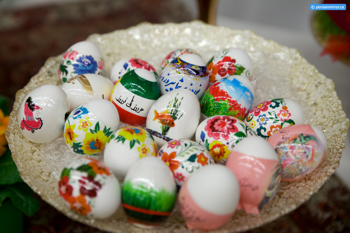 Haft Seen Eggs
