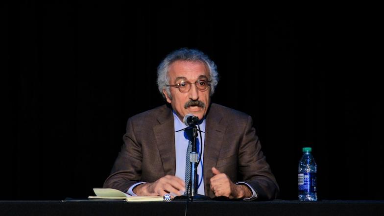 سخنرانی دکتر عباس میلانی در باره انقلاب ایران و شاه، در ششمین جشنواره تیرگان