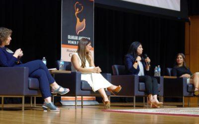 نخستین کنفرانس بینالمللی زنان ایرانی-آمریکایی در جشنواره تیرگان