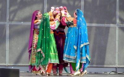 """رقصهای """"راه ابریشم"""" در جشنواره تیرگان"""