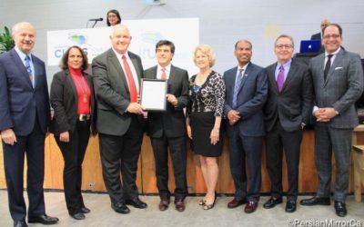 افتتاح مرکز خدمات اجتماعی بنیاد کوروش در شمال تورنتو