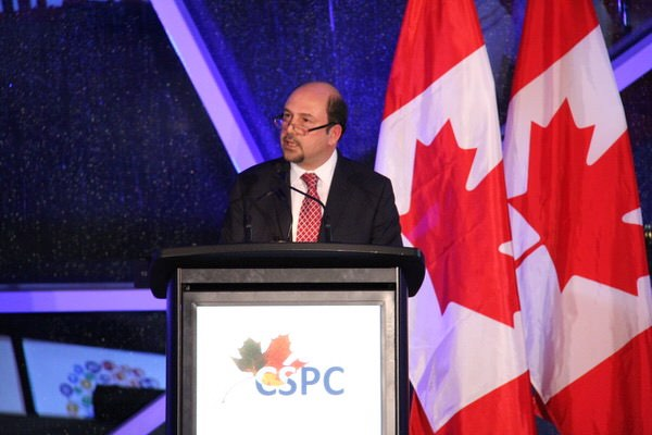 Mehrdad-Hariri-Canadian-Science-Policy-Conference