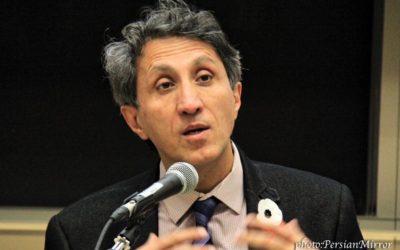 حمایت دکتر امیر خدیر، نماینده پارلمان کبک، از تظاهرات اعتراضی مردم ایران