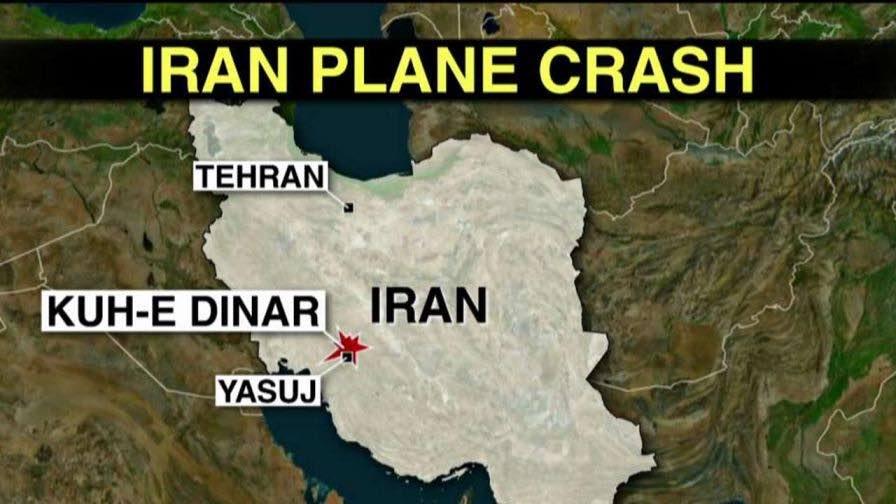 سقوط هواپیمای شرکت آسمان، کجا و چرا؟