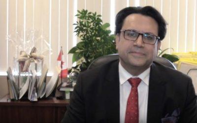 پیام شادباش نوروزی مجید جوهری