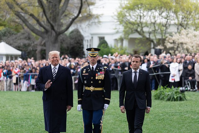 Trump-Macron-April2018