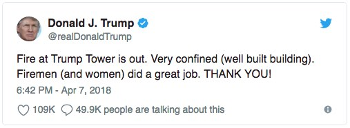 TrumpTweet-TrumpFire