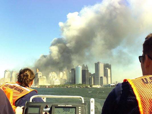 WORLD TRADE CENTER ATTACK (FOR RELEASE)