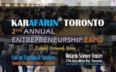 دومین نمایشگاه کارآفرینی ایرانی در کانادا