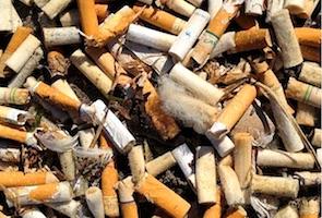 ته سیگار، آلاینده کوچک جثه ولی پرتعداد و دردسرساز