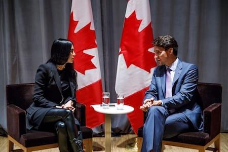 شهرزاد رفعتی، نماینده کانادا در گروه کاری کشورهای گروه ۲۰ شد
