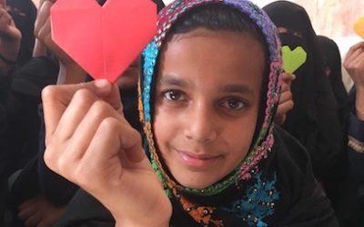 حامی کانادا، کنسرت دَنگ شو و دختران مشتاق تحصیل در سیستان و بلوچستان