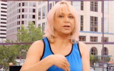 مجری تلویزیون طپش در زندان
