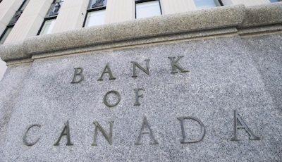 نرخ بهره بانکی در کانادا افزایش یافت