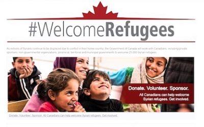 اداره مالیات کانادا به دنبال یک خانواده پناهنده سوری