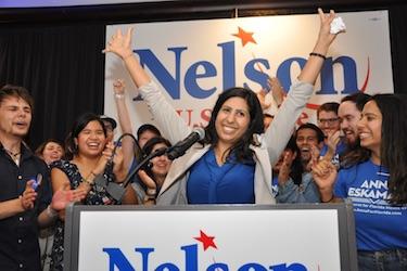 نخستین زن ایرانی-آمریکایی نماینده مجلس ایالتی فلوریدا شد