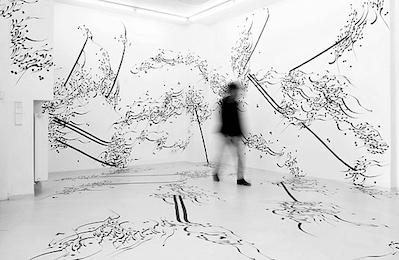 نگاهی به نمایشگاه آثار هنری پرستو فروهر، بمناسبت سالگرد قتل فروهرها