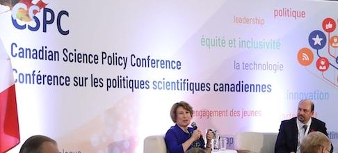 در دهمین کنفرانس سالانه سیاستگذاری علمی کانادا چه گذشت؟