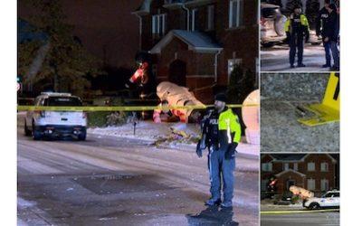 جوان ایرانی در شب کریسمس، در شمال تورنتو با گلوله کشته شد
