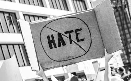 افزایش جنایات ناشی از تنفر در کانادا