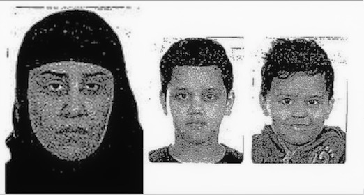 مادر ایرانی و دو فرزندش در تورنتو ناپدید شدهاند