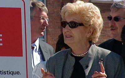 یخبندان کبک، مادر رهبر سابق حزب بلوک کبکوا را کُشت