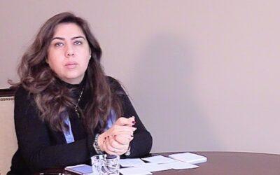 گفتگوی اختصاصی پرژن میرور با مرجان شیخ الاسلامی، چرا و چگونه؟
